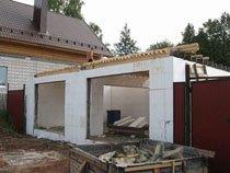 Строительство гаражей под ключ. Мурманские строители.