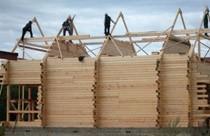 строительство домов из бруса в Мурманске
