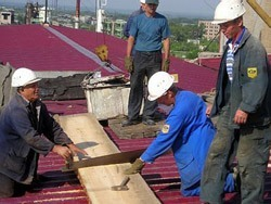 Ремонт крыш в Мурманске. Строительство и отделка кровли. Кровельные работы в Мурманске. Отделка