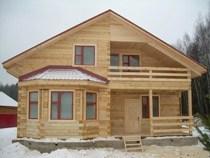 Строительство домов из бруса в Мурманске. Нами выполняется строительство домов из бруса, бревен в городе Мурманск и пригороде